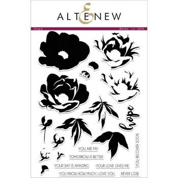 Набор штампов Altenew HOPE