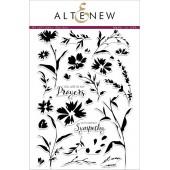 Набор штампов Altenew WILDFLOWER GARDEN
