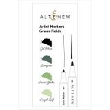 Набор маркеров Altenew ARTIST MARKERS GREEN FIELDS