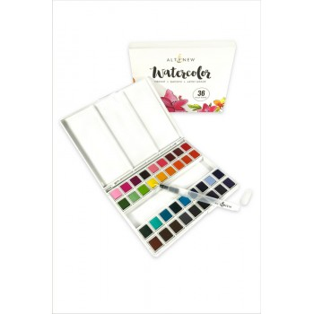 Набор акварельных красок Altenew WATERCOLOR 36 PAN SET