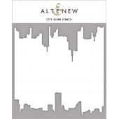 Трафарет Altenew CITY SCENE