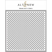 Трафарет Altenew FEELING DOTTY