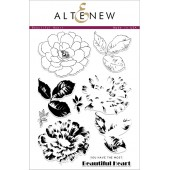 Набор штампов Altenew BEAUTIFUL HEART