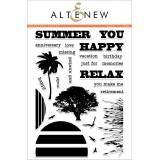 Набор штампов Altenew GRADIENT SUNSET