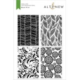 Набор штампов Altenew BLOCK PRINT