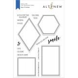 Набор штампов Altenew GEO FRAMES