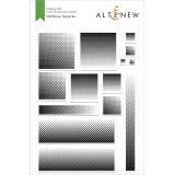 Набор штампов Altenew HALFTONE SQUARES