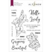 Набор штампов Altenew HELLO GORGEOUS
