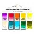 Набор акварельных маркеров Altenew WATERCOLOR BRUSH MARKERS Spring Garden