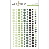 Эмалевые точки Altenew GREEN FIELDS ENAMEL DOTS