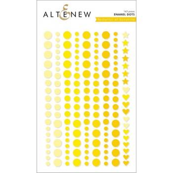 Эмалевые точки Altenew POCKETFUL OF SUNSHINE ENAMEL DOTS