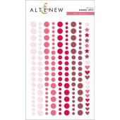 Эмалевые точки Altenew RED COSMOS ENAMEL DOTS