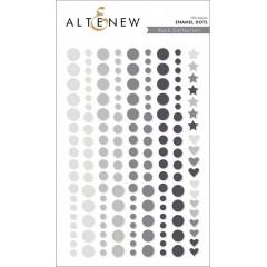 Эмалевые точки Altenew ROCK COLLECTION ENAMEL DOTS