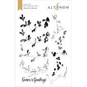 Набор штампов Altenew BOUNTIFUL BRANCH
