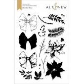 Набор штампов Altenew HOLIDAY BOW