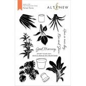 Набор штампов Altenew POTTED PLANTS