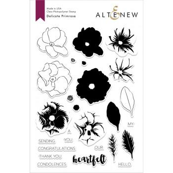 Набор штампов Altenew DELICATE PRIMROSE