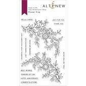 Набор штампов Altenew FLOWER VINE