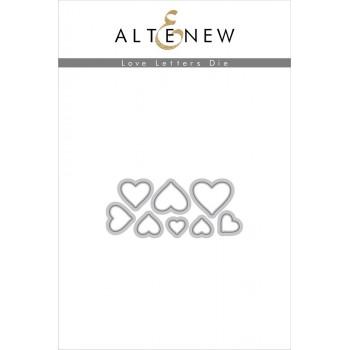Набор ножей для вырубки Altenew LOVE LETTERS