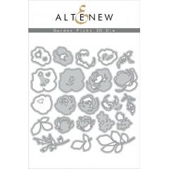Набор ножей для вырубки Altenew GARDEN PICKS 3D