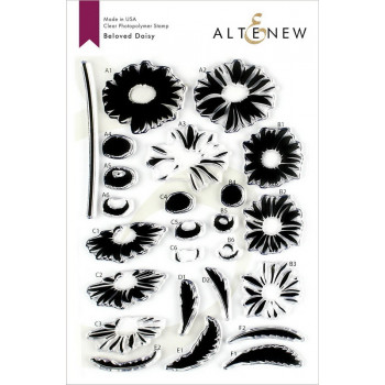 Набор штампов Altenew BELOVED DAISY
