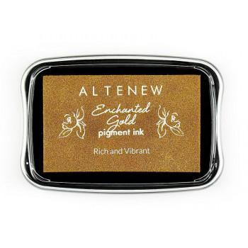Чернильная подушечка Altenew ENCHANTED GOLD PIGMENT INK