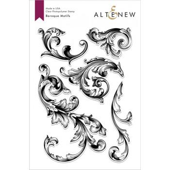 Набор штампов Altenew BAROQUE MOTIFS