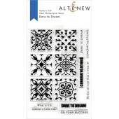 Набор штампов Altenew DARE TO DREAM