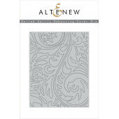 Нож для вырубки Altenew DOTTED SWIRLS DEBOSSING COVER DIE