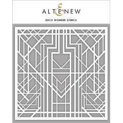 Трафарет Altenew DECO WONDER