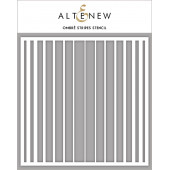 Трафарет Altenew OMBRE STRIPES