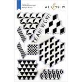 Набор штампов Altenew PATTERN POWER