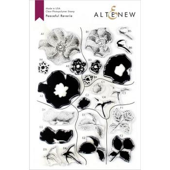 Набор штампов Altenew PEACEFUL REVERIE