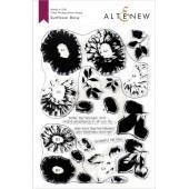 Набор штампов Altenew SUNFLOWER DAISY