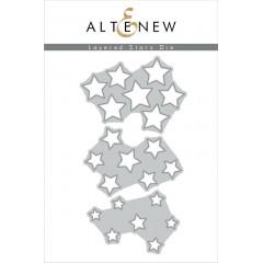 Набор ножей для вырубки Altenew LAYERED STARS