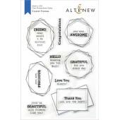 Набор штампов Altenew CRYSTAL FRAMES