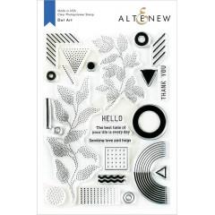 Набор штампов Altenew DOT ART