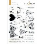 Набор штампов Altenew FESTIVE FOLIAGE