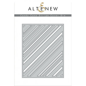 Нож для вырубки Altenew CANDY CANE STRIPE COVER DIE