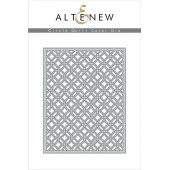 Нож для вырубки Altenew CIRCLE QUILT COVER DIE