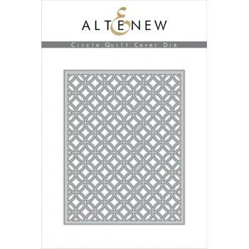 Нож для вырубки Altenew CIRCLE QUILT COVER DIE