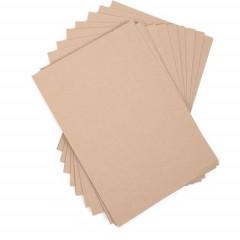 Бумага крафт коричневый А4 21х30см