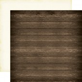 Лист бумаги для скрапбукинга Echo Park ДОСОЧКИ коллекция The Story of Christmas 30х30см