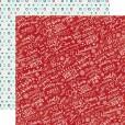 Набор бумаги для скрапбукинга Echo Park A PERFECT WINTER 30х30см