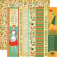 Набор бумаги для скрапбукинга Carta Bella COUNTRY KITCHEN 30х30см