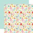 Набор бумаги для скрапбукинга Echo Park HELLO SPRING 30х30см