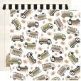 Набор бумаги для скрапбукинга Carta Bella SPRING MARKET 30х30см