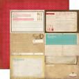 Набор бумаги для скрапбукинга Carta Bella HOMEMADE WITH LOVE 30х30см