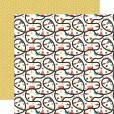 Набор бумаги для скрапбукинга Carta Bella PACK YOUR BAGS 30х30см