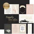 Набор бумаги для скрапбукинга Echo Park WEDDING DAY 30х30см